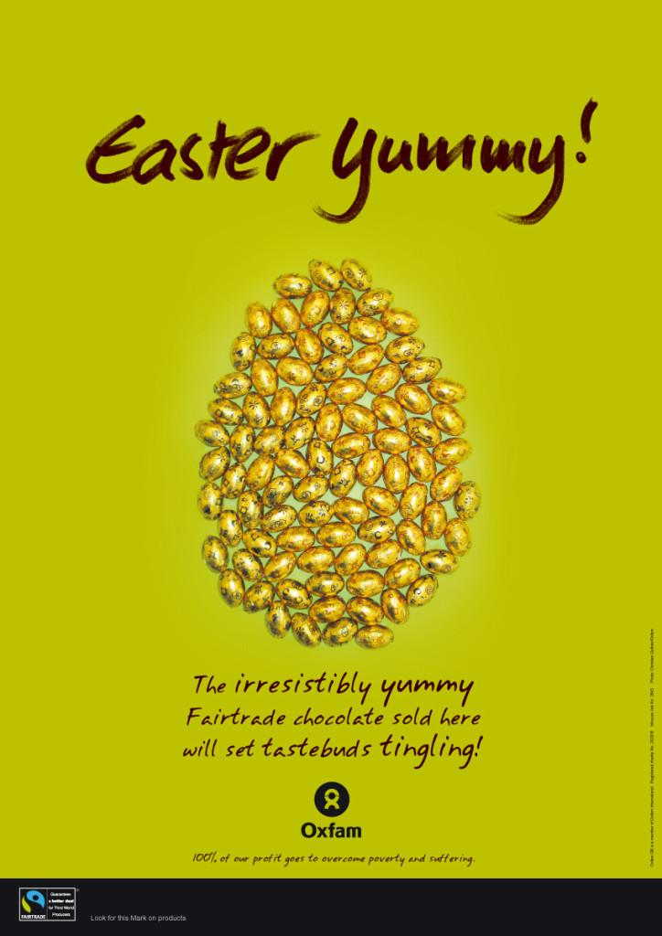 Oxfam и златните им яйца