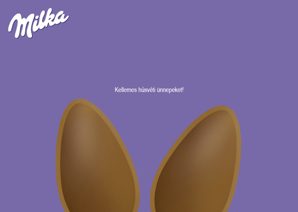 Реклама на Milka
