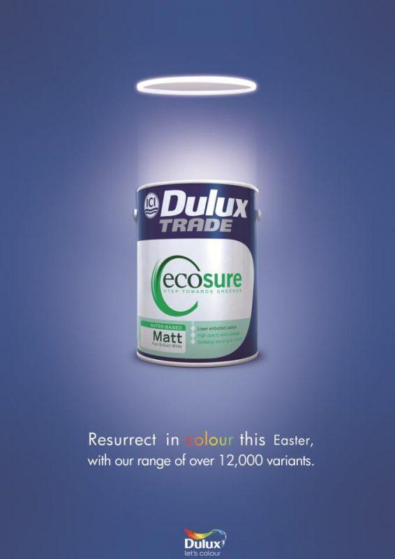 Отново DULUX