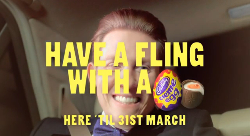 Cadbury Creme Egg - Великден е!