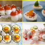 10 идеи как да оползотворите великденските яйца